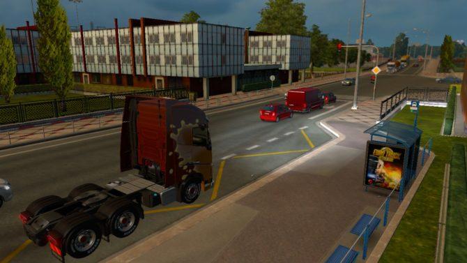Отсылки Пасхалки в Euro Truck Simulator 2